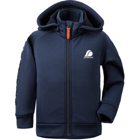 DIDRIKSONS Corin 3 Jacket Kids, navy